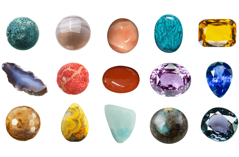 Brief understanding of gem cutting through the ages